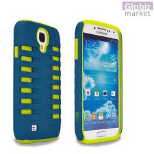 Caso original LOGIC protectora azul de 2 piezas durable Caso para Samsung Galaxy S4
