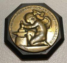 Vintage -41mm -Edelmetaalbedrijven - Afdeeling medailles Bronze Medal- Excellent