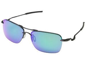 Oakley-Tailback-Sunglasses-OO4109-05-Satin-Black-Jade-Iridium