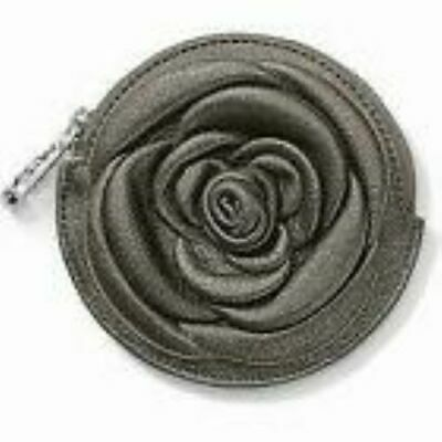 Brighton My Michel Zippy Rose coin purse  NWT $100  pewter