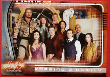 Joss Whedon's FIREFLY - Card #71 - Forging a Family - Inkworks 2006