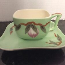 "Weil Ware of California ""MANGO""  cup & saucer  RETIRED!!"