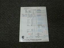 mins N14 Celect Plus Engine Wiring Harness 3973680 Rev 00 for ... N Wiring Diagram on cummins isx engine diagram, n14 oil diagram, n14 fuel system diagram, n14 ecm pinout diagram, n14 cummins harness diagram,