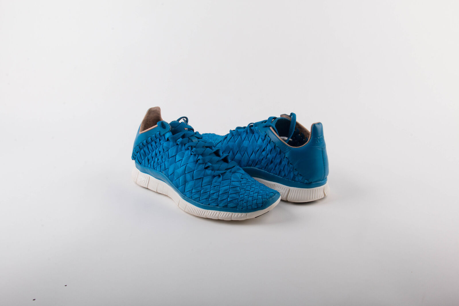 Nike Mens Free Inneva Woven SP Photo Blue 598384-400 Size 8.5 Pre-owned