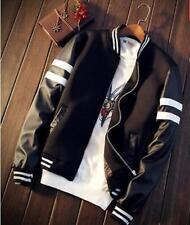New Mens Boys University College Baseball Jacket Muti colors Varsity Sport Coat