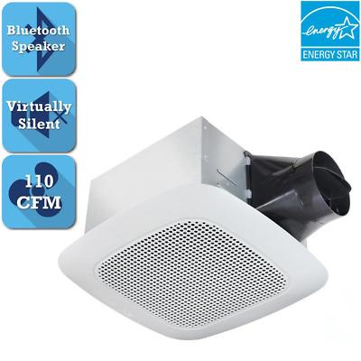 Bath Room Ceiling Ventilation Fan w/ Bluetooth Speaker ...