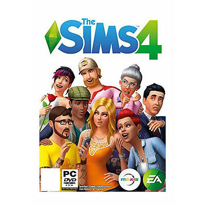 The Sims 4 (PC / Mac) Brand New & Sealed - UK PAL CHEAP PRICE FREE POSTAGE