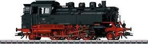 MARKLIN-HO-39658-Class-64-2-6-2T-DB-64-026-Era-III-1960-black-red