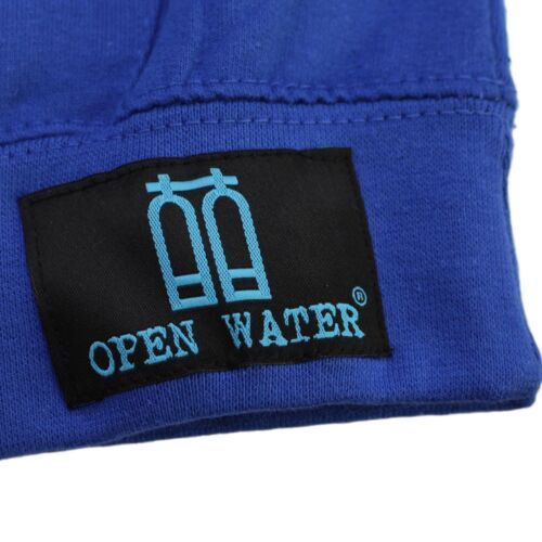 Brand Breast Pocket Open Water HOODIE hoody birthday gift top funny scuba diver