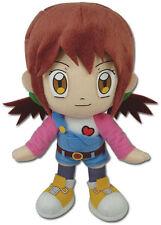 "1x Digimon Digital Monsters 9"" Angie Hinomoto Great Eastern GE-52766 Plush Doll"