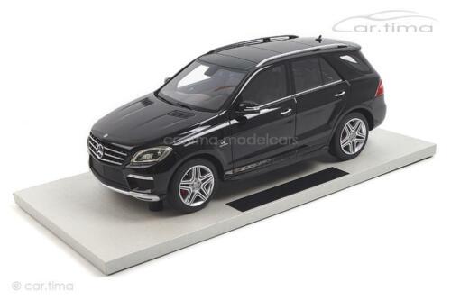 Mercedes-Benz ML63 AMG schwarz LS Collectibles 1:18  LS004A
