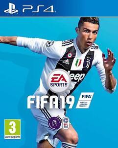 Fifa-19-PS4-Playstation-4-Nuovo-amp-Sigillato-in-Fabbrica-UK-Pal