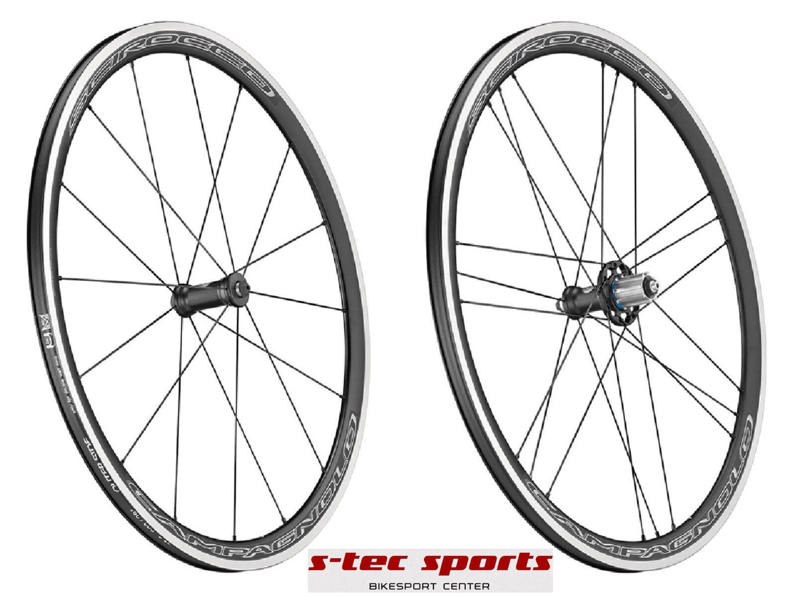 Campagnolo Scirocco 2018, Set Ruote Bicicletta, Wheelset