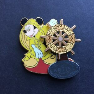 DCL-Rescue-Captain-Pin-Event-Artist-Choice-Helmsmen-Mickey-LE-Disney-Pin-17503