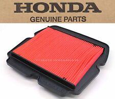 Genuine Honda Air Cleaner Filter Element 01-16 GL1800 Goldwing Valkyrie F6B Y124