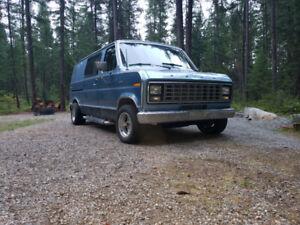 1981 Ford Econoline Boogie Van