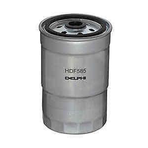 GENUINE Delphi Diesel Fuel Filter HDF585 5 YEAR WARRANTY BRAND NEW