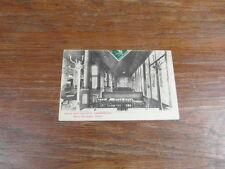 CPA CARTE POSTALE : NANCY 54 GRAND CAFE GLACIER CHAPPELLU PLACE STANISLAS 1912