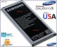 Genuine Samsung Battery For Galaxy S5 Gt-i9600 Sm-g900a G900v G900p G900t