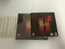 THE 11TH HOUR THE SEQUEL TO THE 7TH GUEST PC CD ROM GAME RARE RETRO VINTAGE
