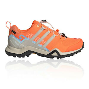 Details about adidas Womens Terrex Swift R2 GORE TEX Walking Shoes Orange Sports Outdoors