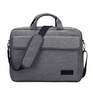 Men-039-s-15-6-039-039-Laptop-Briefcase-Messenger-Shoulder-Bag-Travel-Outdoor-Work-Handbag