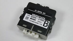 Steuergerat-Niveauregulierung-Xenon-LWR-NE8551225-Mazda-MX-5-NC-Bj-2007