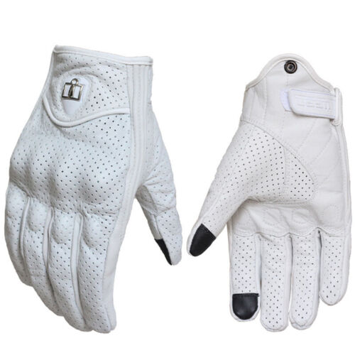 Motorcycle gloves racing gloves downhilling riding leather gloves
