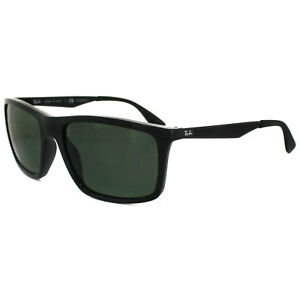 f36d90680d Ray-Ban Sunglasses 4228 601 9A Black Green Polarized 8053672406030 ...