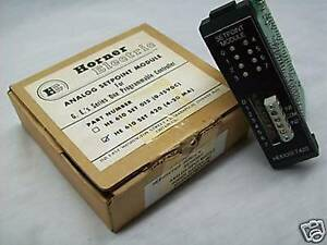 Horner-electric-Setpoint-analog-input-mod-HE610SET420