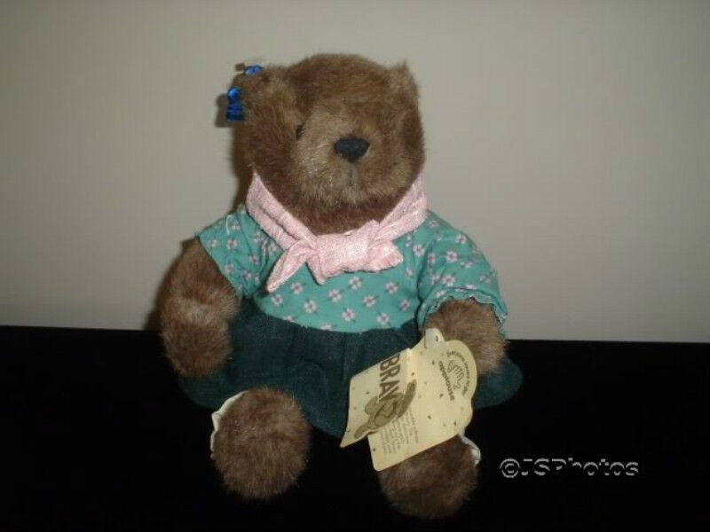Applause Bravo Collection Ethel Bear Handcrafted