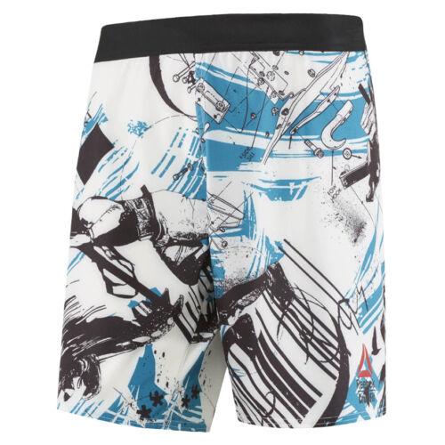 Pantaloncini Reebok Crossfit super cattivo velocità dei giochi da Uomo Sport Allenamento
