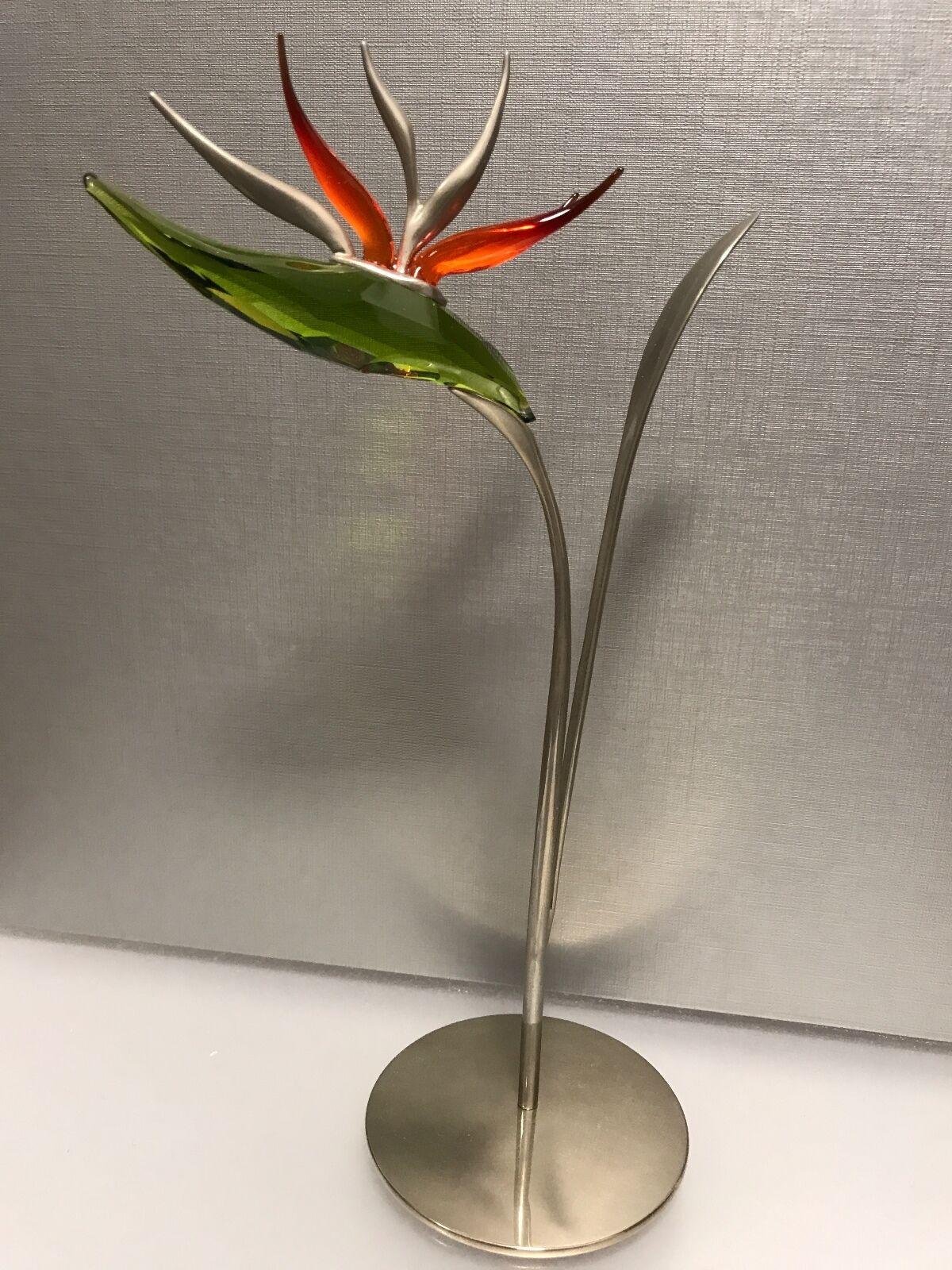 Swarovski personaje Paradise flor 19,8 cm. top estado