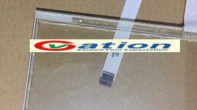 For ELO SCN-A5-FLT17.0-F03-0H1-R SER:E11L007652 E737603 TF346 TOUCH SCREEN PANEL