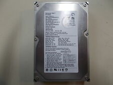 IDE Festplatte / Harddrive, Seagate, Barracuda 7200 80Gbytes, ST380011 A, 8,89cm
