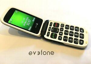 Doro PhoneEasy 612 Handy, Oap, SIM frei, Top, OVP + EXTRAS