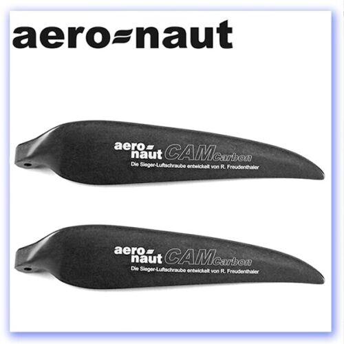 Aero = Naut 9 x 5 Cam Carbon Folding Prop Blades 8 mm Racine