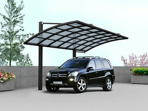 Image is loading Nice-and-durable-beautiful-aluminum-carport-outdoor-canopy- & Nice and durable beautiful aluminum carport outdoor canopy/car ...