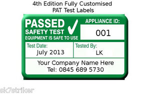 2080x-4th-Edition-PAT-Test-Labels-Personalised-Portable-Appliance-Stickers