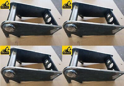 Business & Industrie Neueste Kollektion Von 4 Stück Schnellwechselrahmen Anschweißrahmen Bagger Ms03 Sw03 Tragnasen Lehnhoff Geschickte Herstellung