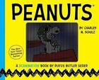 Peanuts: A Scanimation Book by Rufus Butler Seder (Hardback, 2014)