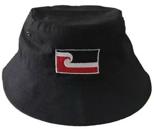 Tino Rangatiratanga Maori Nz Embroidered Flag Bucket Hat Lge Xl Free