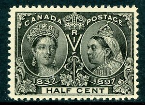 Canada-1897-Jubilee-Scott-50-MNH-D429
