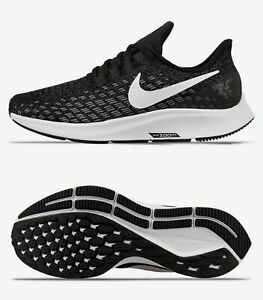 Nike-Women-Air-Zoom-Pegasus-35-Running-Shoe-Sneaker-Black-White-Pick-A-Size-NEW