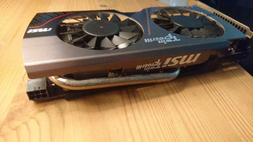 GeForce GTX 660 MSI, 2 GB RAM, God
