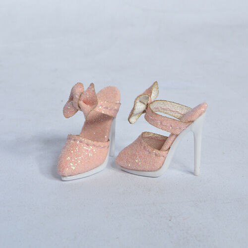 "Sherry Pink Sandals shoes for Fashion royalty FR2 Nu Face 2 12/"" poppy parker"
