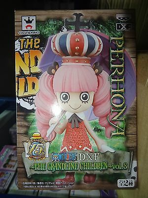 Banpresto DXF One Piece THE GRANDLINE CHILDREN Volume 8 PERHONA Original New