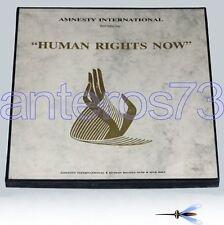 AMNESTY BOX 5 LP- CLAUDIO BAGLIONI PETER GABRIEL BRUCE SPRINGSTEEN STING