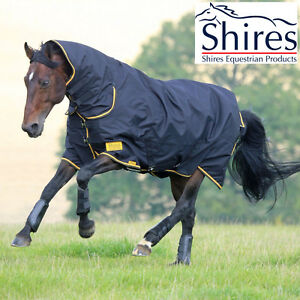 Image Is Loading Shires Tempest Original 100g Lightweight Combo Turnout Rug