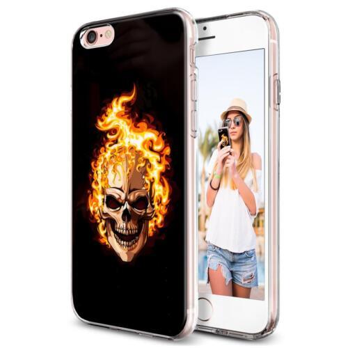 Bolsa de móvil Apple iPhone 7 protección funda protectora de silicona Cover Funda trasera bumper Case